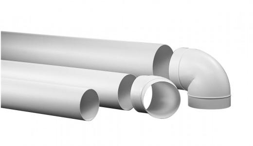 VENTILAPLAST - plastové potrubí