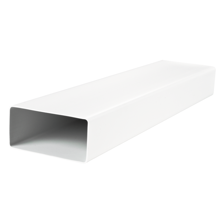Plastové potrubí hranaté 90x220/1000 HP
